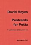 Postcards for Posta