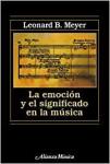 La emoción y el significado en la música